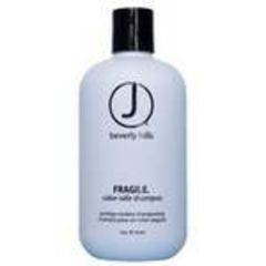 J Beverly Hills Hair Care Fragile Shampoo - Шампунь для окрашенных и поврежденных волос 350 мл