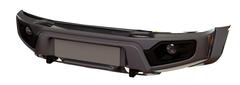 Бампер АВС-Дизайн передний UAZ Патриот/Пикап/Карго 2005- лифт Легкий-У (с оптикой)(под покраску)