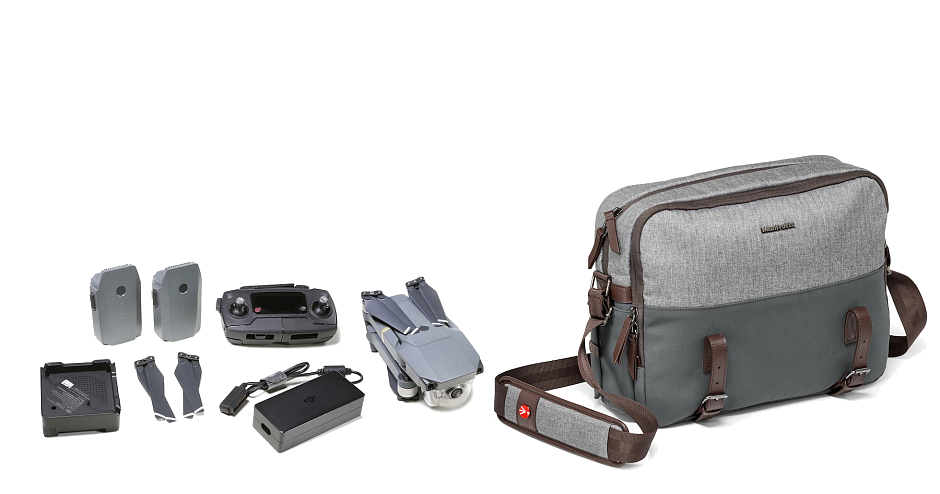 Manfrotto LF-WN-RP Windsor Reporter