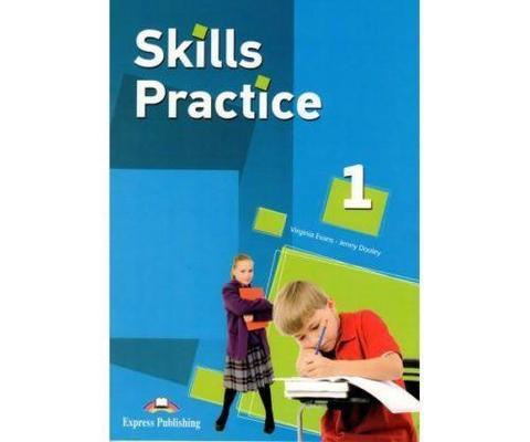 Skills Practice 1. Student's book (international). Учебник