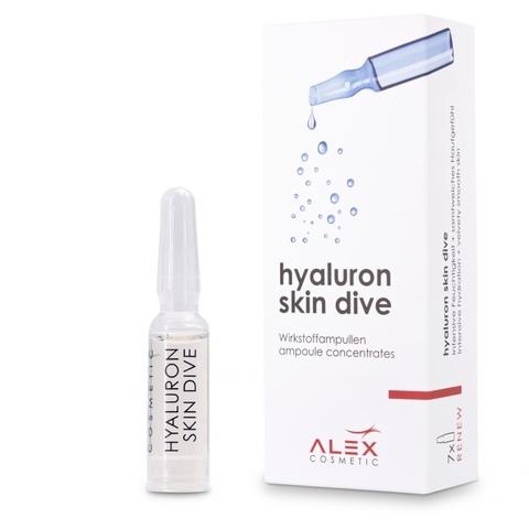 Alex Hyaluron skin dive