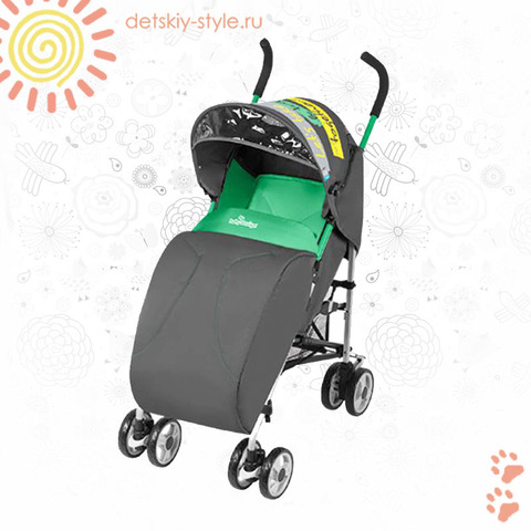 "Коляска Baby Design ""Trip"" (Беби Дизайн)"