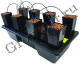 Гидропонная система Wilma Mini 8 2L