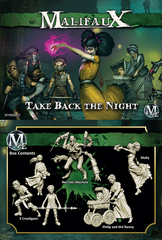 Take Back The Night. Molly Box Set