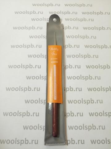 Крючок с пластиковой ручкой (Hobby&Pro)