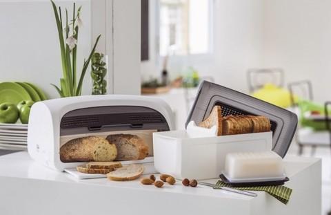 умная хлебница и мастер тост tupperware