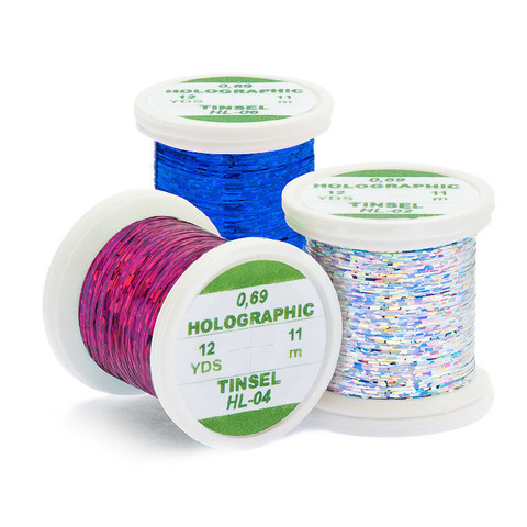 HENDS Люрекс Holographic Tinsel 12 Yards