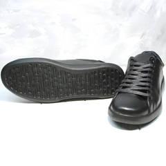 Удобная обувь для долгой ходьбы мужские GS Design 5773 Black
