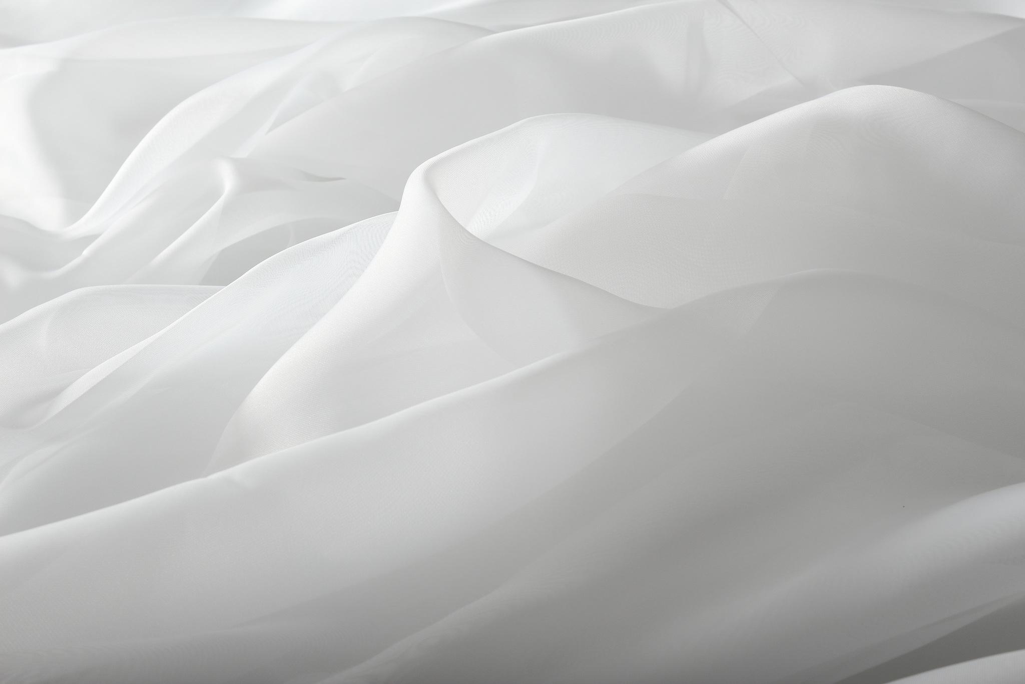 Готовый тюль вуаль Classic Voile-2 (white)
