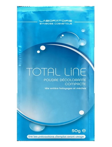 Kares Total Line - Порошок для обесцвечивания волос
