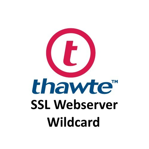Thawte SSL Web Server Wildcard