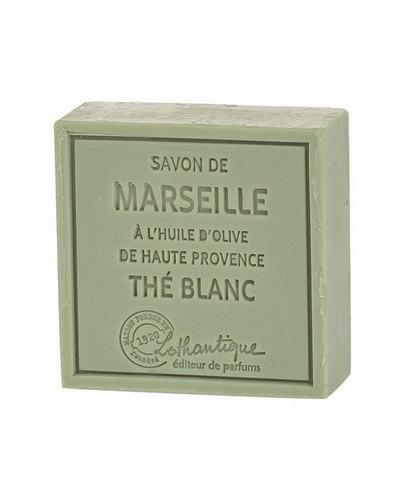 Марсельское мыло Белый чай, Lothantique