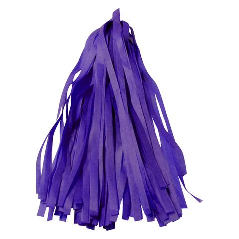 Гирлянда Тассел, фиолетовая