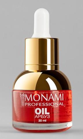 Monami масло питательное Арбуз 30 мл