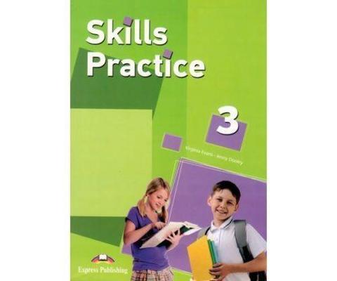 Skills Practice 3. Student's book (international). Учебник