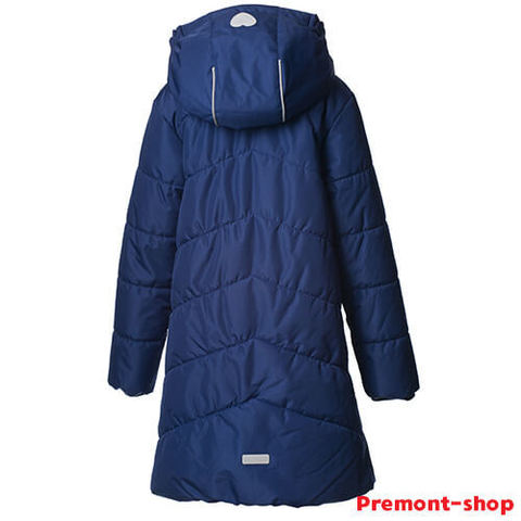Утепленное пальто Premont Сердце океана S18164