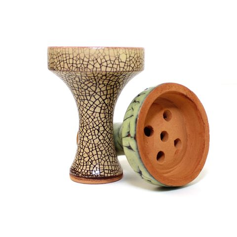 Чаша SmokeLab Evil Bowl Glaze вид с боку