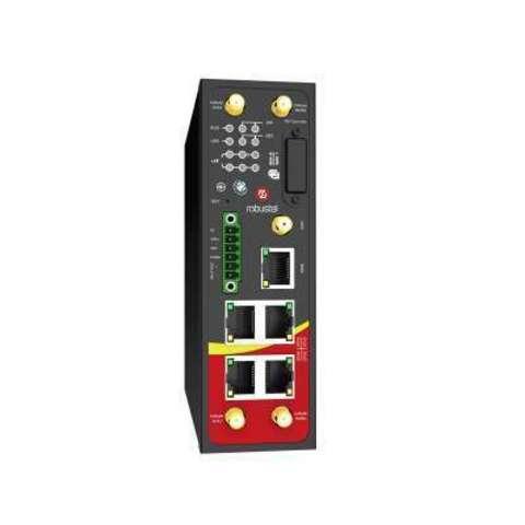Robustel R2000-D4L2 - Промышленный 3G/LTE VPN-роутер с двумя активными SIM-картами