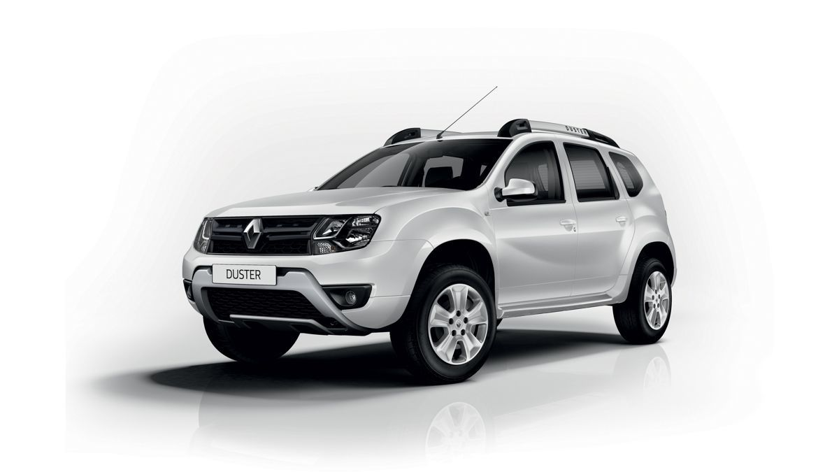 RENAULT Duster 2011->