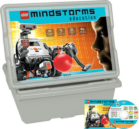 LEGO Education Mindstorms: Перворобот NXT базовый набор 9797