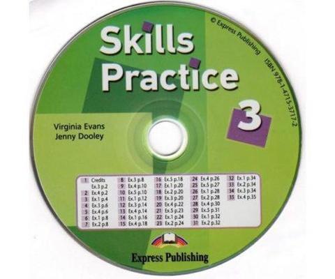 Skills Practice 3 (Level A2) — аудиодиск