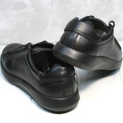 Удобная обувь для длительной ходьбы мужские GS Design 5773 Black