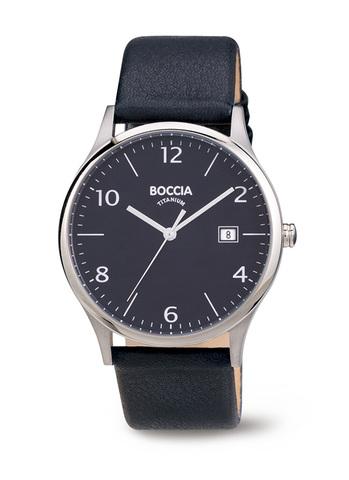 Купить Мужские наручные часы Boccia Titanium 3585-03 по доступной цене