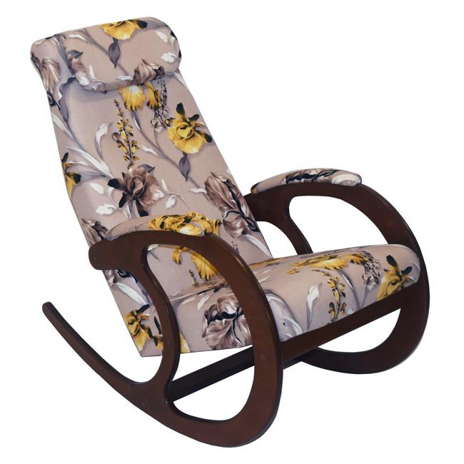 Недорогие Кресло-качалка Блюз КР-8 Ткань Кр-8.jpg