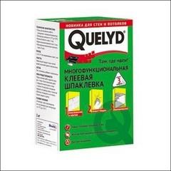 Многофункциональная клеевая шпатлевка QUELYD
