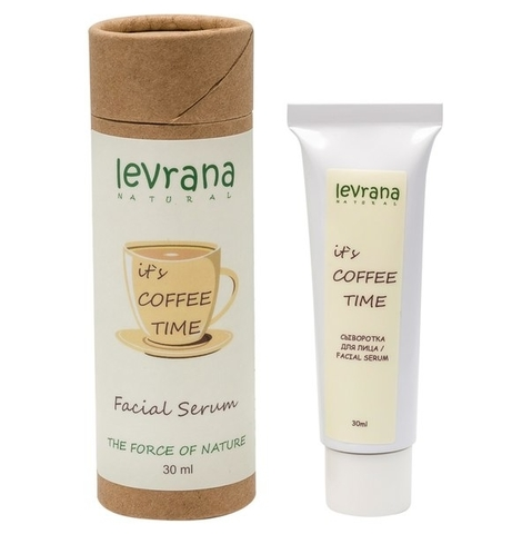 Levrana, Сыворотка для лица с кофеином