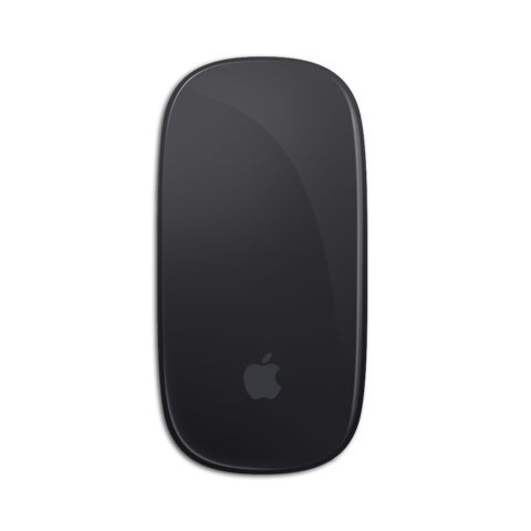 Apple Magic Mouse 2 MRME2 Space Gray (Серый Космос)