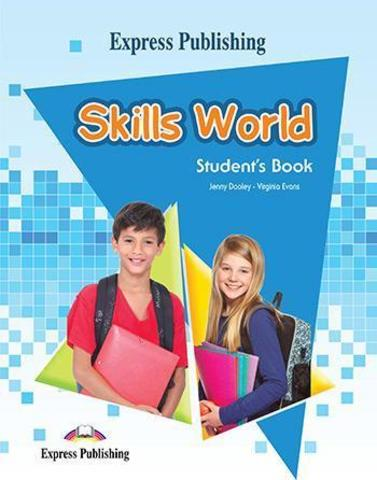 Skills World. Student's book. Учебник