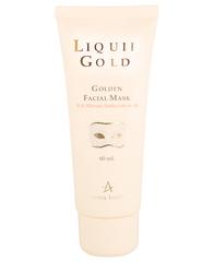Golden facial mask - Маска для лица золотая