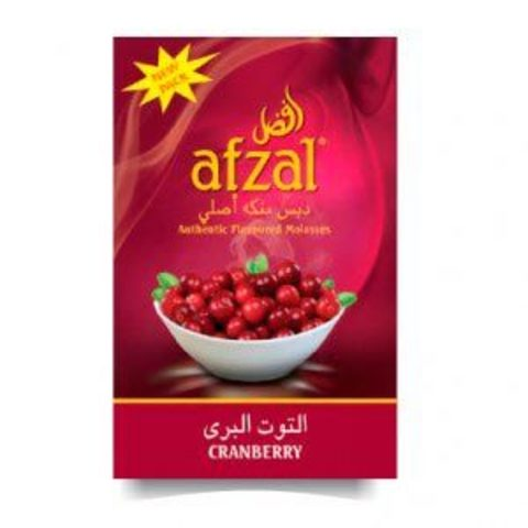 Табак для кальяна Afzal Cranberry 50 гр.