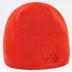 Шапка North Face Bones Recyced Beanie Fiery Red/Cardinal Red