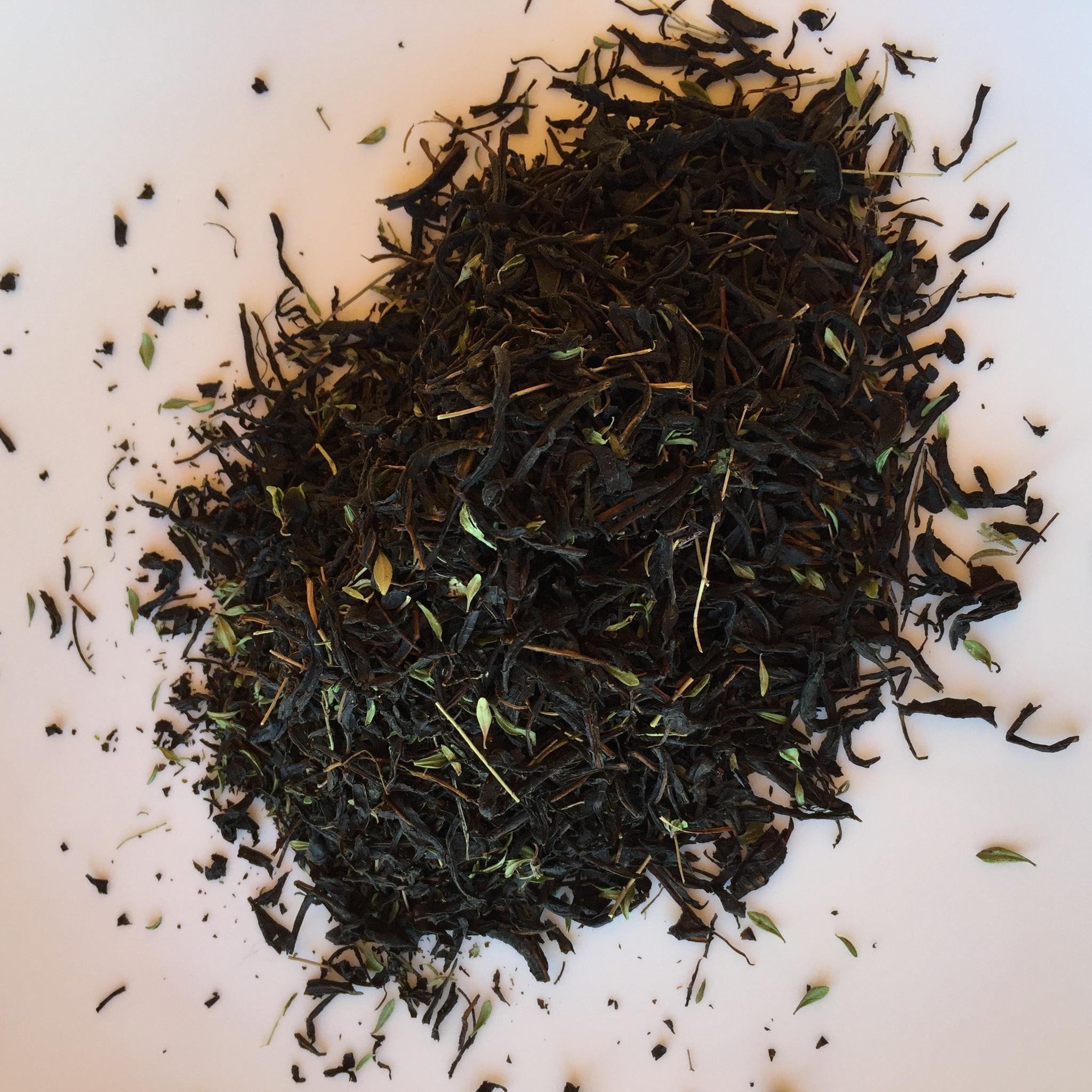 Иван-чай с тимьяном