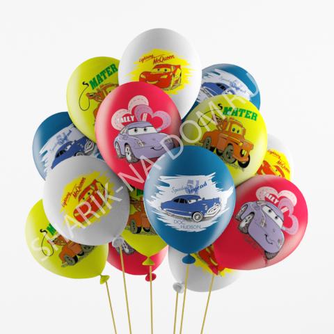 Воздушные шары под потолок Воздушные шары Тачки Воздушные_шары_Тачки.jpg