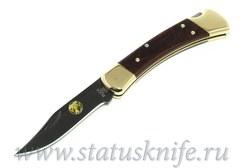 Нож BUCK 110 RWSSP73B Alaskan Guide