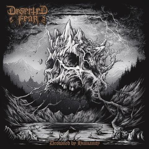 Deserted Fear / Drowned By Humanity (LP)