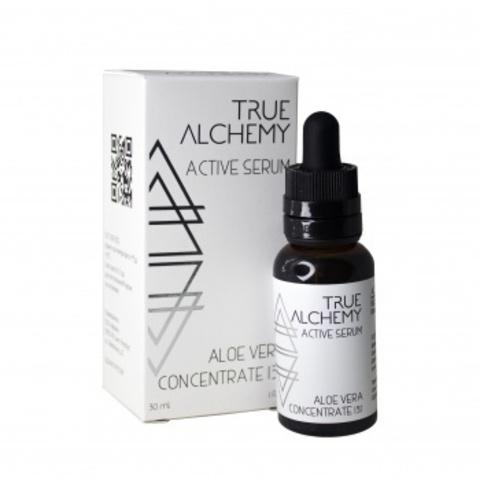 Aloe Vera Concentrate 13:1,30 мл (TRUE ALCHEMY)