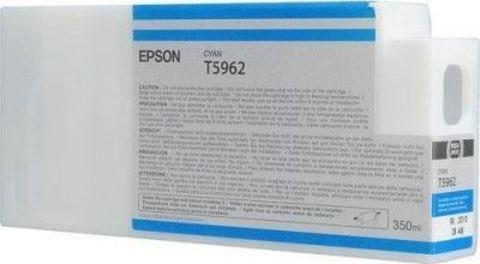 Картридж Epson C13T596200 голубой 350 мл для Epson Stylus Pro 7700/7890/7900/9700/9890/9900