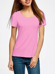 32020-4 футболка женская, розовая