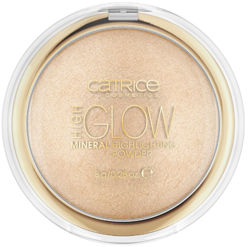 Catrice High Glow Mineral Highlighting Powder Amber Crystal компактный хайлайтер 8 г