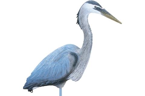 Муляж Голубой Цапли FLAMBEAU Blue Heron 5960CD