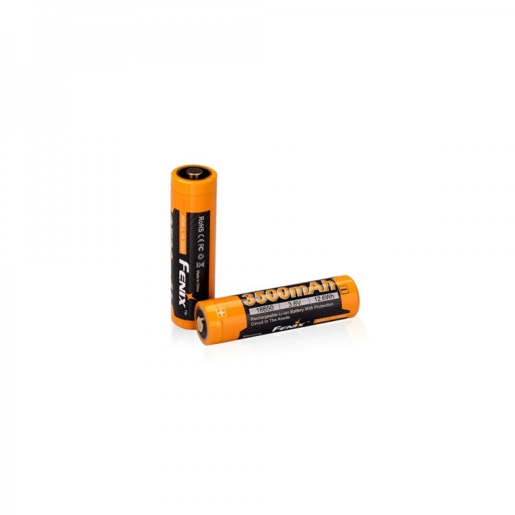 Аккумулятор Fenix ARB-L18-3500 18650 Rechargeable Li-ion Battery