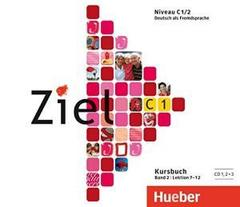 Ziel C1, Band 2, Lektion 7–12 - 3 Audio-CDs zum...