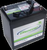 Тяговый аккумулятор Discover EVGT6A-A ( 6V 260Ah / 6В 260Ач ) - фотография