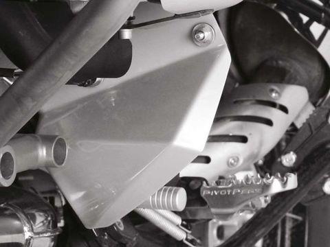 Защита от брызг BMW R1200GS/GSA/R серебро