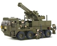 Конструктор серия Армия Артиллерийская установка