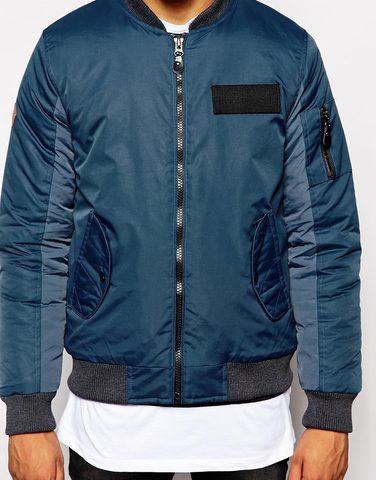Куртка-пилот Bellfield